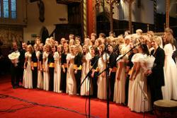 Willcocks, RPO, Royal College Chamber Choir