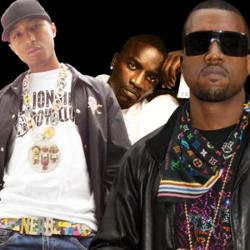 Akon & Kanye West