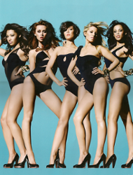 The Saturdays ft. Flo Rida