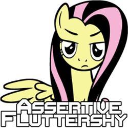 Assertive Fluttershy