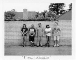 King Harobed
