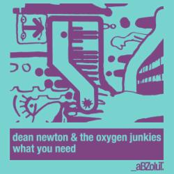 Dean Newton & The Oxygen Junkies
