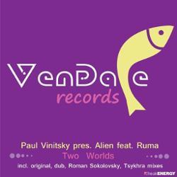 Paul Vinitsky pres. Alien feat. Ruma