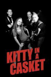 Kitty In A Casket