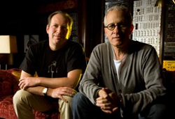 Hans Zimmer&james Newton Howard