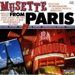 Pierre Solange Musette Ensemble