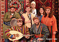 Arev Armenian Folk Ensemble