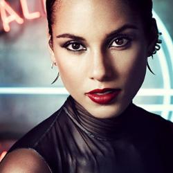 Alicia Keys Ft. Kanye West