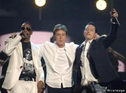 Jay-z, Linkin Park &  Paul Mccartney