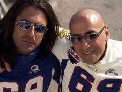 Jerry Ropero & Denis The Menace