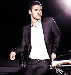Justin Timberlake & Esmee Denters