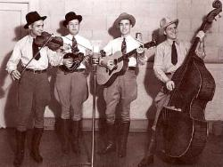Bill Monroe and the Bluegrass Boys