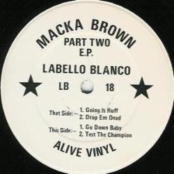 Macka Brown