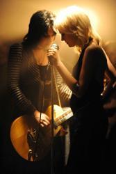 Kristen Stewart & Dacota Fanning
