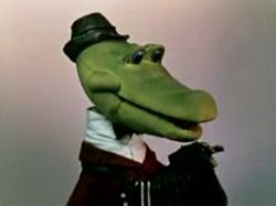 Krokodil Gena