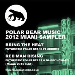 Futuristic Polar Bears & Danny Howard