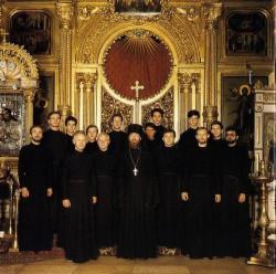 Moscow Liturgic Choir