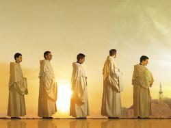 The Cistercian Monks of Stift Heiligenkreuz