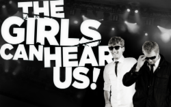 The Girls Can Hear Us