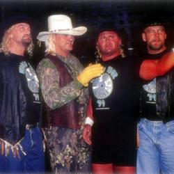 Curt Hennig & The West Texas Rednecks