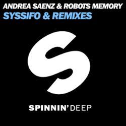 Andrea Saenz And Robots Memory