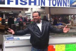 £1 Fish Man