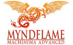 Myndflame