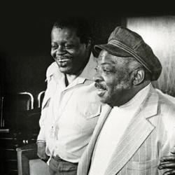 Oscar Peterson & Count Basie