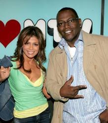 Paula Abdul & Randy Jackson