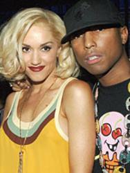 Pharrell Williams Feat. Gwen Stefani