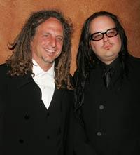 Richard Gibbs & Jonathan Davis