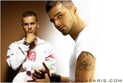 Ricky Martin & Matt Pokora
