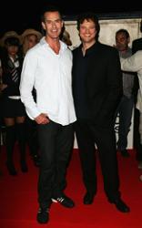 Rupert Everett & Colin Firth
