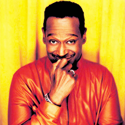 Atfc & Luther Vandross