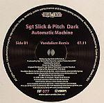Sgt Slick & Pitch Dark