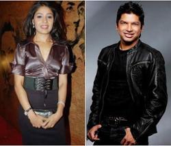 Shaan & Sunidhi Chauhan