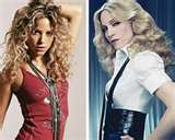 Shakira & Madonna