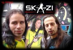 Skazi & 40%