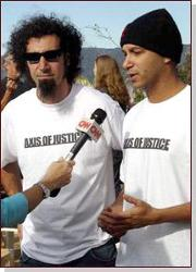 Axis Of Justice (serj Tankian)