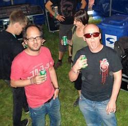 Stephan Bodzin & Oliver Huntemann