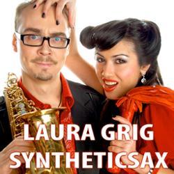 Syntheticsax & Laura Grig