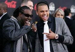T-pain Feat Chris Brown