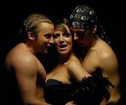 Tamara, Vrcak And Adrijan