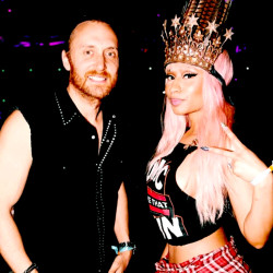 David Guetta feat. Nicki Minaj