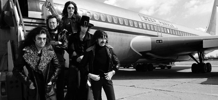 Deep Purple Child In Time(HD) — слушать песню и