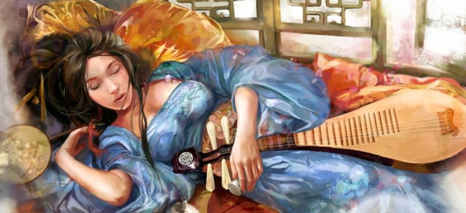 Музыка перед сном pt.2