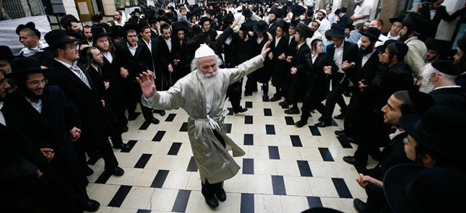 Еврейские народные песни