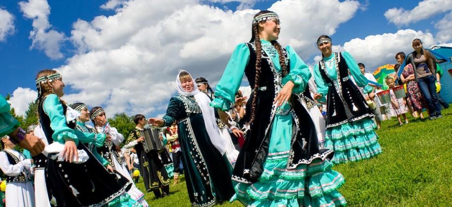 Татарские народные песни