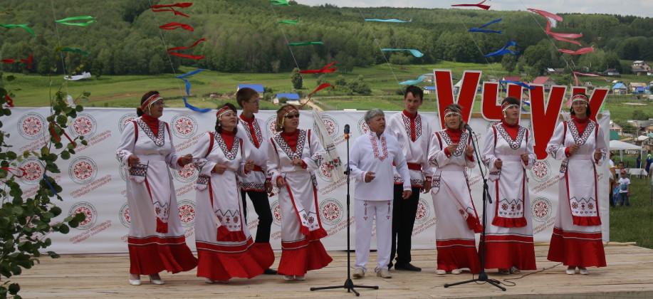 Чувашские народные песни