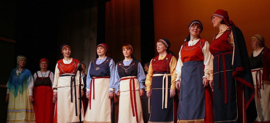 Финские народные песни